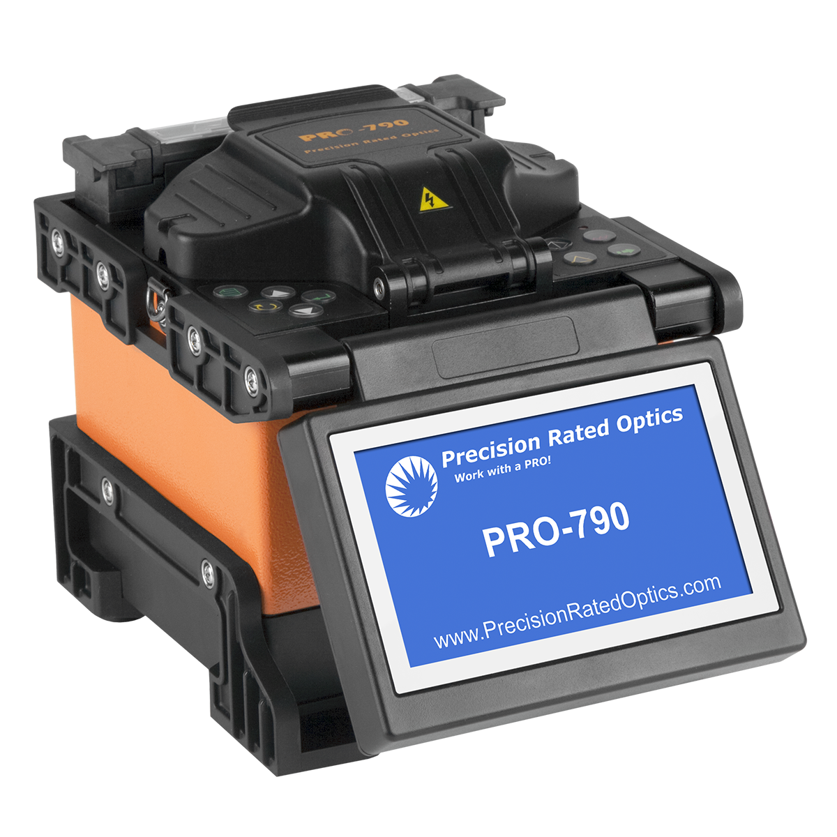 Precision Rated Optics - PRO-790 Fusion Splicer
